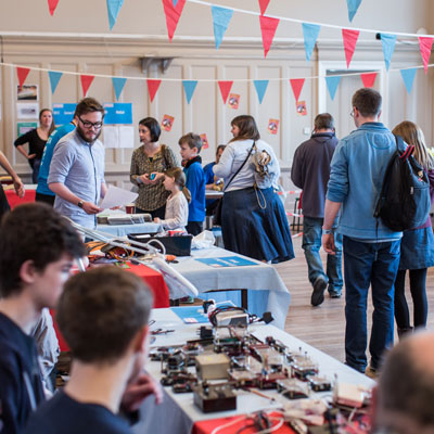 101315 cool things you can see at Edinburgh Mini Maker Faire