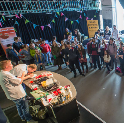 12458Fancy being part of SciMart at EdSciFest 2016?
