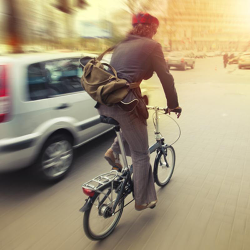 Bikes vs Cars Future Vehicle Showcase