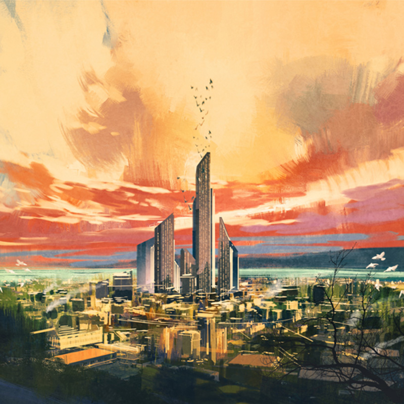 Utopian Cities: Future Dreams