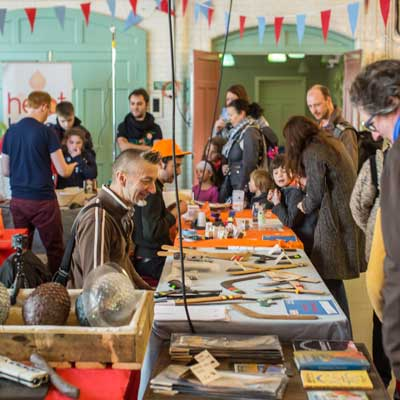 34758Get involved in Edinburgh Mini Maker Faire 2017