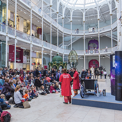 35155Edinburgh International Science Festival and EDF Energy announce new partnership