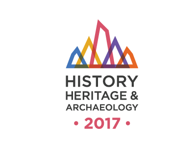 2017 Year of History, Heritage and Archaeology logo