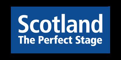Scotland the Perfect Stage logo