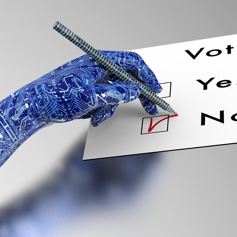 The rise of e-democracy