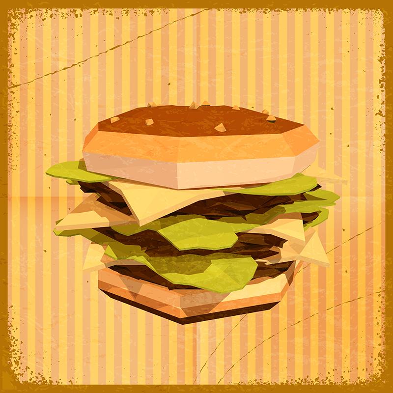 The Burger Evolution