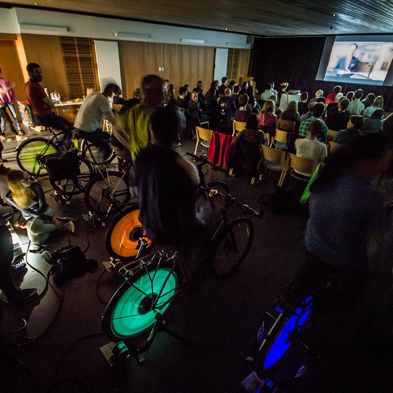 Bike Powered Cinema