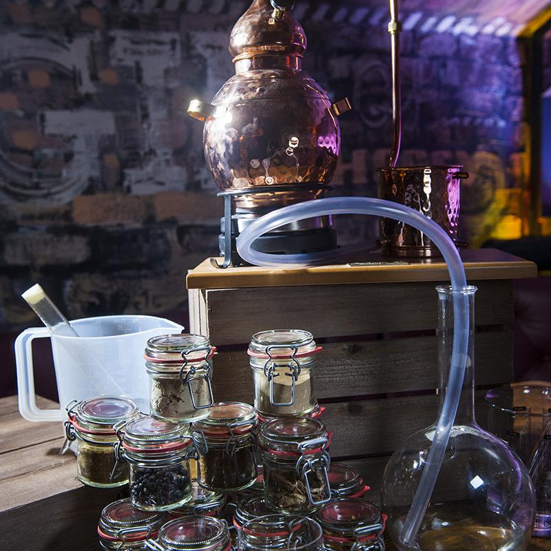 Distilling Live!