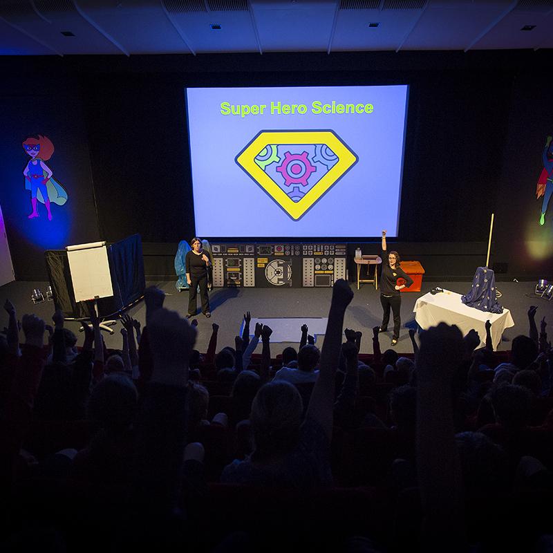 Superhero Science Show