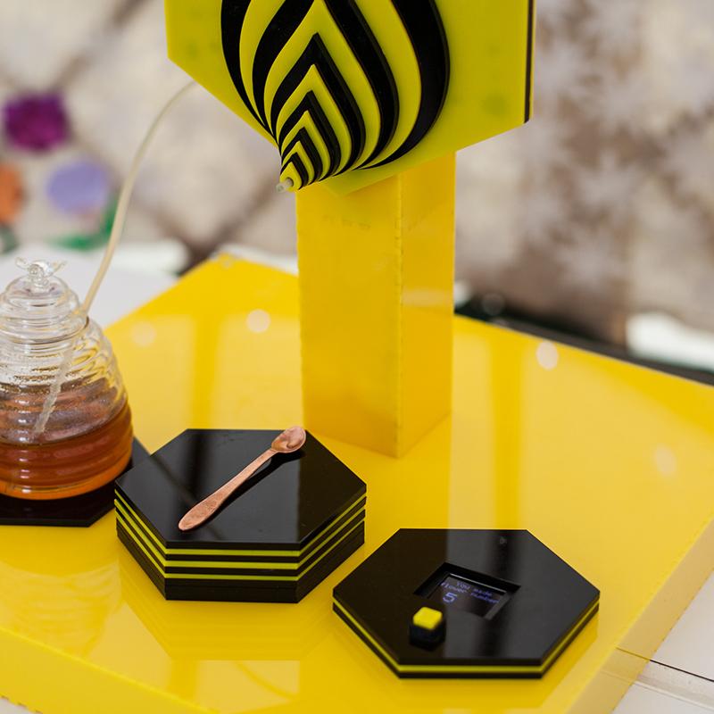 Large Honeybee Collider