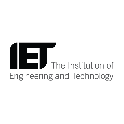 IET - Institution of Engineering and Technology logo