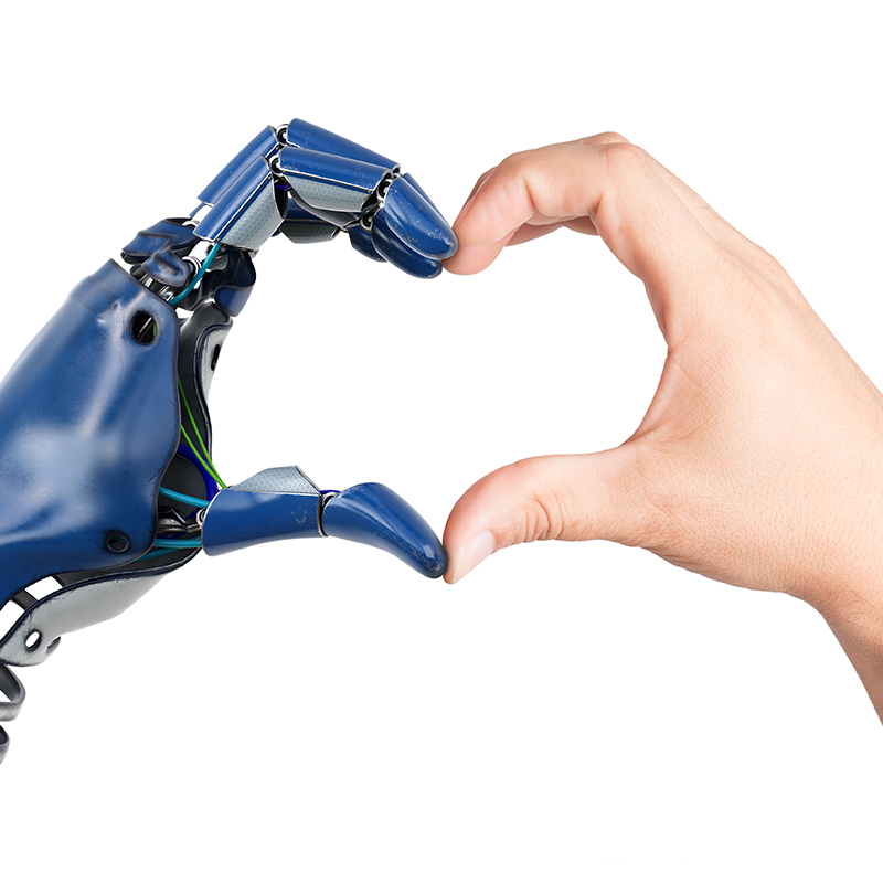 Are Friends Electric? Our Future Lives with Robots
