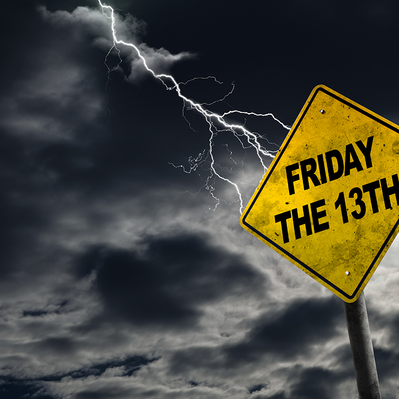 Dreading Friday the 13th: How Cognitive Science Explains Superstition