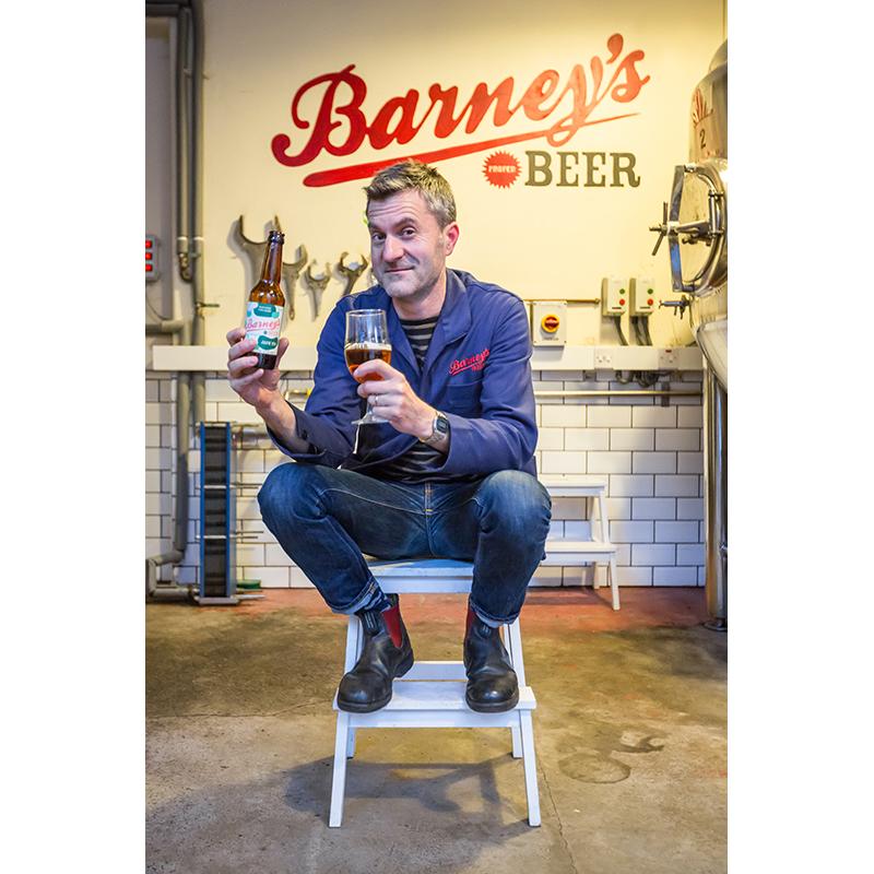 Barney's Beer Practical Mash-in