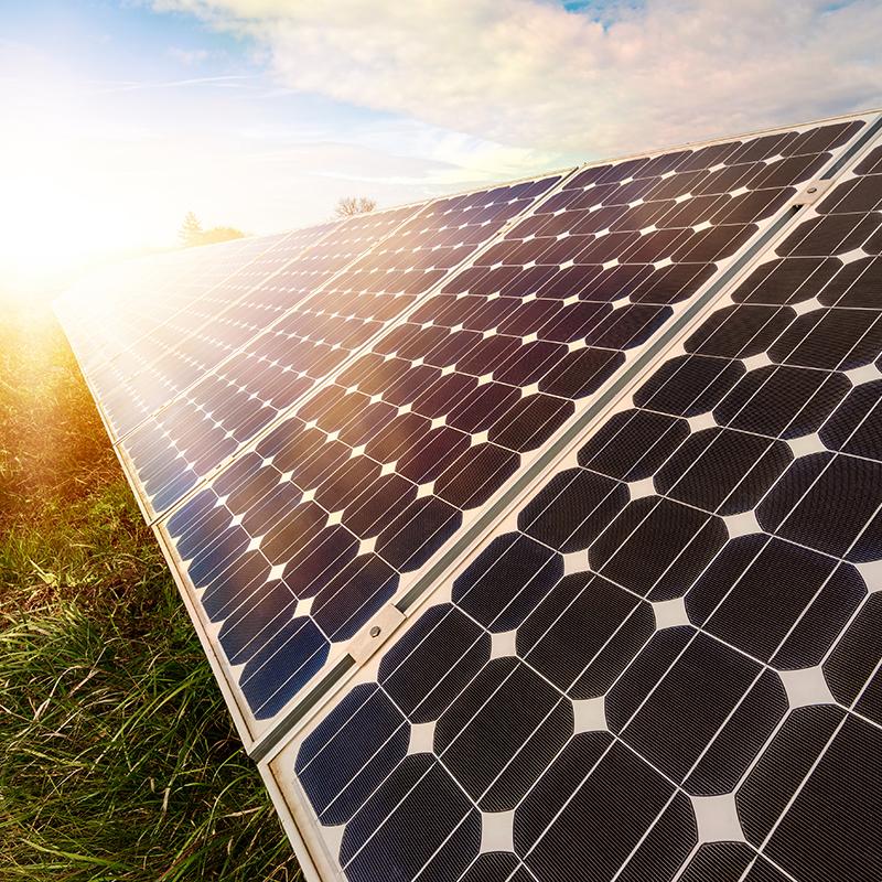 A Solar-Powered Life