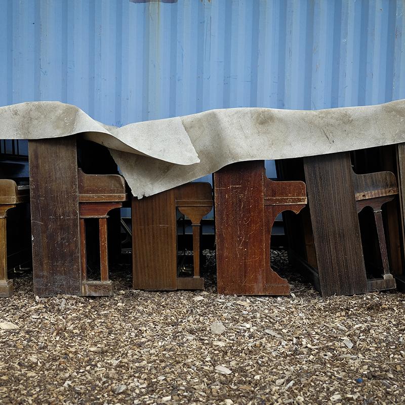 #Pianodrome Wood ID Workshop