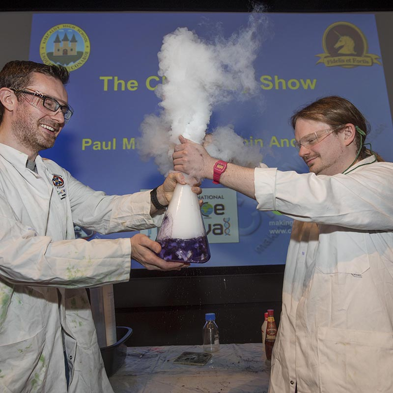 The Chemistry Show