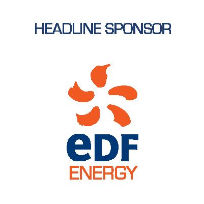 EDF headline sponsor