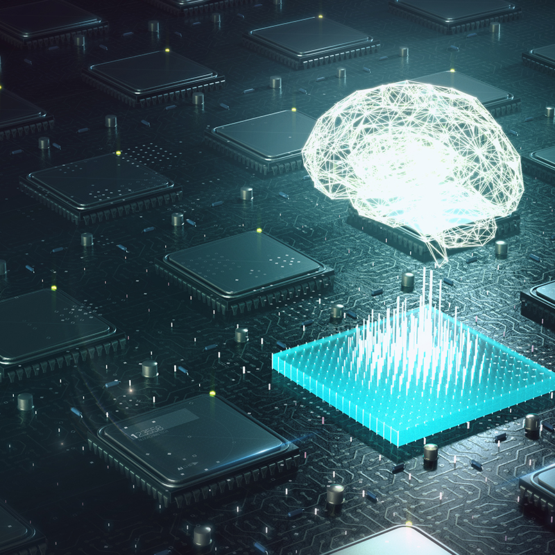 The Future of Cyber Security, Data and AI