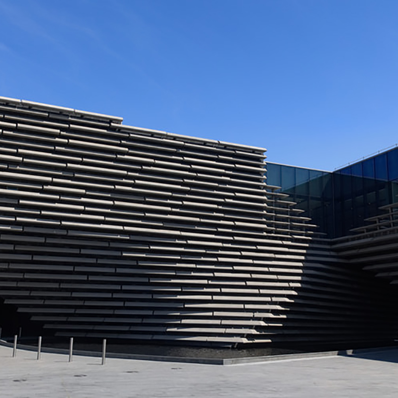 ARUP Lecture: Designing a Scottish Icon