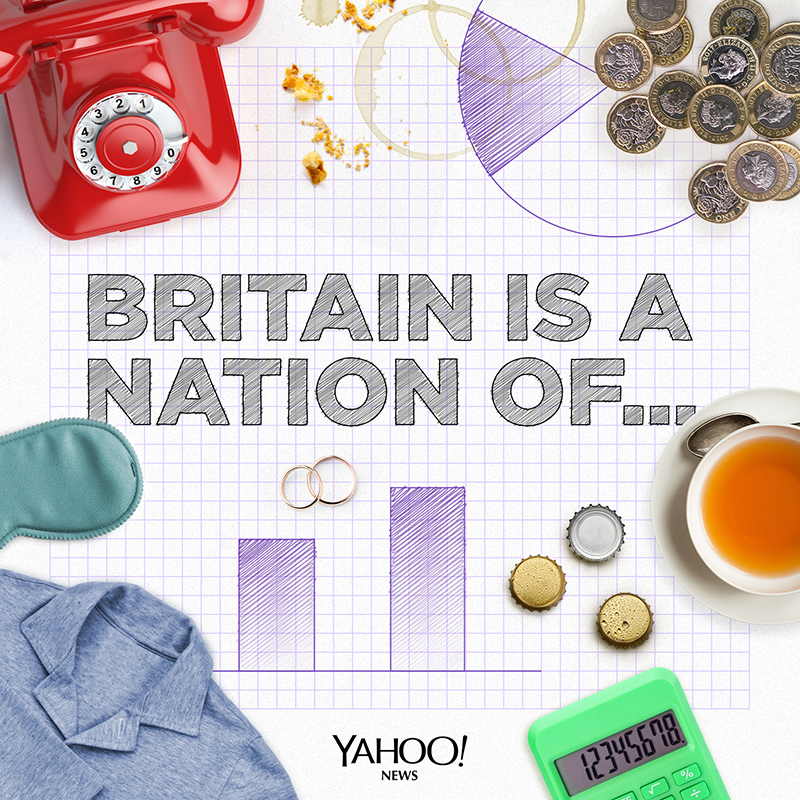 Britain is a Nation of...