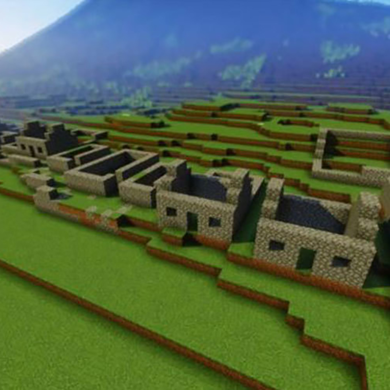 St Kilda's Secrets: A Minecraft Adventure