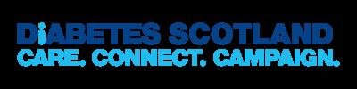 Diabetes Scotland logo