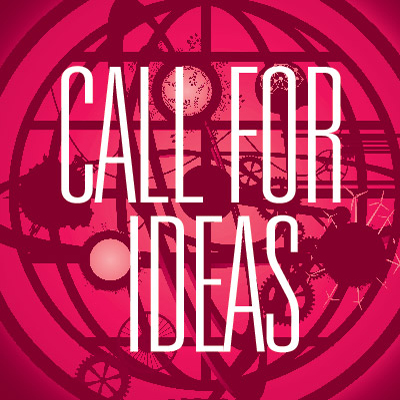 call for ideas square image